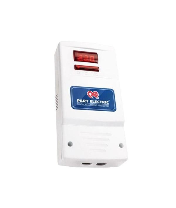 الکتریک پارت الکتریک محافظ ولتاژ ورودی 30 آمپر پارت الکتریک