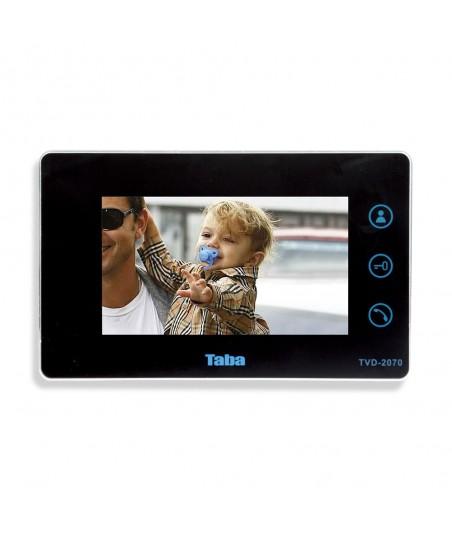 آیفون تصویری تابا الکترونیک آیفون تصویری تابا مدل TVD-2070