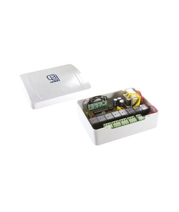 درب اتوماتیک بتا مدار کنترل کرکره برقی بتا مدل FULLCH