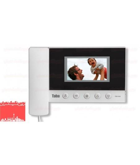 آیفون تصویری تابا الکترونیک آیفون تصویری تابا مدل TVD-5-43